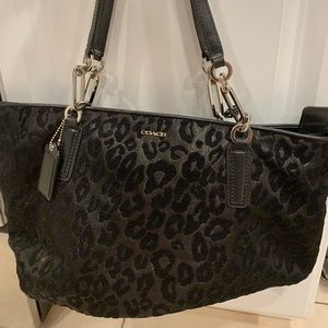 Never used coach tote